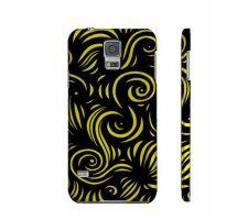 Buy Gallinari Yellow Black Samsung Galaxy S5 Phone Case