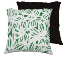 Buy Witty 18x18 Green White Pillow Flowers Floral Botanical Cover Cushion Case Throw Pill