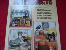 Buy 101 Projects for Craft Shows and Bazaars