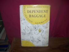 Buy Vintage Book 'Dependent Baggage' 1955