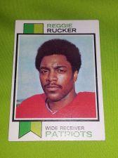 Buy VINTAGE REGGIE RUCKER PATRIOTS SUPERSTAR 1973 TOPPS #517 FR-GD