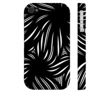 Buy Grassano Black White Iphone 4/4S Phone Case