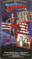 Buy T.V.'s Best Adventures of Superman - V. 4 (VHS 1996 NEW