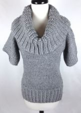 Buy French Connection Sweater S Womens Wool Tunic