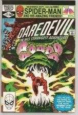 Buy Daredevil #177 MARVEL COMICS 1981 FRANK MILLER KLAUS JANSEN Very Fine