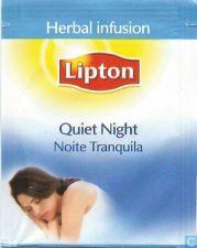 Buy Lipton. Insomnia. Cammomile. Good night sleep. Linden. Lavander. Tea. Infusion.