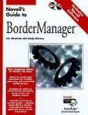 Buy Novell - Guide to BorderManager