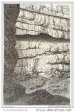 Buy GREECE - CONVENT NEAR ALTUNTACH - engraving from 1881