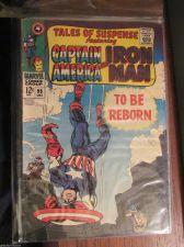 Buy Tales of Suspense #96 Iron Man & Capt. America '67 G. COLAN, Jack KIRBY STAN LEE