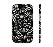Buy Nomura Black White Samsung Galaxy S3 Phone Case