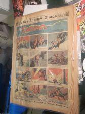 Buy Sunday Newspaper Comics: June 25, 1933 HAL FOSTER, TARZAN