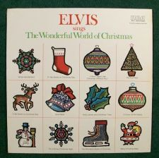 Buy ELVIS PRESLEY ~ The Wonderful World of Christmas 1975 LP MINT-Unopened