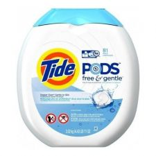 Buy Tide Pods Clear Free Of Dye Perfume laundry Detergent