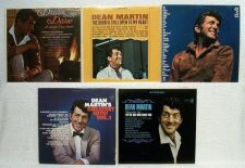 Buy DEAN MARTIN ~ Lot of ( 5 ) Pop / Adult Contamporary LPs