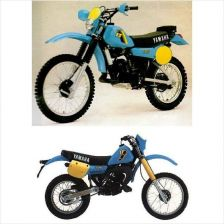 Buy 77-83 Yamaha IT175 Service Repair Workshop & Parts Manual CD . . IT 175