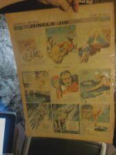 Buy FLASH GORDON April 30, 1939 Sun. Newspaper Strip Alex Raymond JUNGLE JIM
