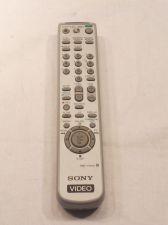 Buy SONY RMT V402A REMOTE CONTROL - VHS VCR TV VIDEO SLV N650 SLV N750 N500 N55 N77