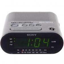 Buy ALARM CLOCK Model ICF C218 SONY Dream Machine music AM FM radio tuner receiver