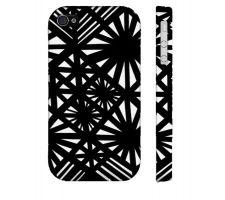 Buy Sleeper Black White Iphone 4/4S Phone Case