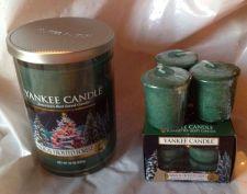 Buy Yankee Candle Lot Magical Frosted Forest New Limited Edition Holiday Fragrance