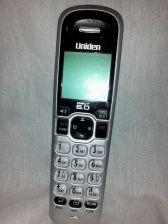 Buy Uniden D1680 3 HANDSET - Dect 6.0 cordless expansion tele phone remote caller ID