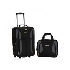 Buy 2 piece LUGGAGE, DELUXE EASY CARRY ON, AMERICAN TRAVELERS PLUS