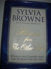 Buy Blessings from the Other Side. Silvia Browne