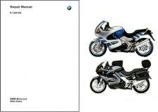 Buy 96-06 BMW K1200RS Service Repair Shop Manual CD - K 1200 RS K1200 Multilingual