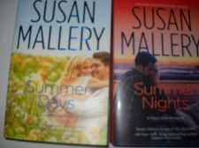 Buy Summer Nights & Summer Days by Susan Mallery lot 2 new Paperback books