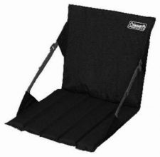 Buy Coleman Portable Black Roll Up Event Seat /