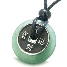 Buy Amulet Ankh Egyptian Powers of Life Pyramid Green Quartz Pendant 22 Inch Necklace