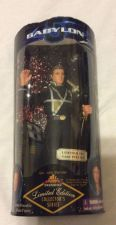 "Buy Babylon 5 Limited Edition Collectors Doll 1997 ""9"" Captain John Sheridan"