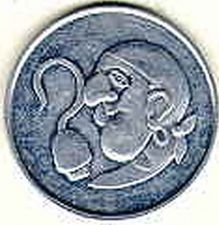 Buy FLORIDA POOL PRODUCTS COIN TOKEN - Pirate & Treasure Chest