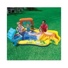 Buy NEW KIDDIE SWIMMING POOL WADDING SPRINKLER OUTDOOR WATER PLAY