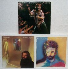 Buy KENNY LOGGINS ~ Lot of ( 3 ) Rock & Roll / Pop LPs