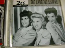 Buy The Best of the Andrews Sisters.20th Century Masters The Millennium Collection: