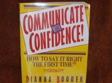 Buy Communicate With Confidence - Booher