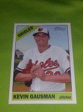 Buy MLB KEVIN GAUSMAN ORIOLES SUPERSTAR 2015 TOPPS HERITAGE #235 GEM MNT