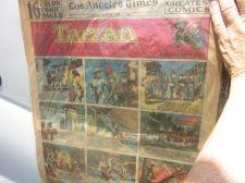 Buy Sun. Funnies Newspaper Strip: TARZAN by ERB, HAL FOSTER art June 14, 1936