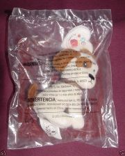 Buy Boomer the Dog #3 2009 Ty Teenie Beanie McDonalds 30 Year Happy Meal Toy Retired