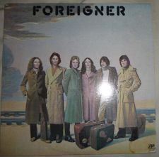 Buy FOREIGNER SELF TITLED 19109 VINYL LP 1977 ORIGINAL PRESS GREAT COND! VG+