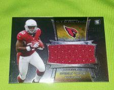 Buy NFL 2013 Bowman Sterling Stepfan Taylor Jersey /1214 MNT
