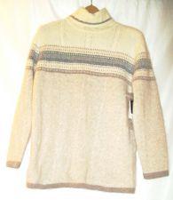 Buy NWT women's, sz. M, Valerie Stevens, multi-colored, long sleeve, sweater
