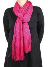 Buy Pink Fashion Scarf