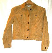 Buy EUC women's, sz.2P, ANN TAYLOR LOFT, tan, long sleeve, corduroy, jacket