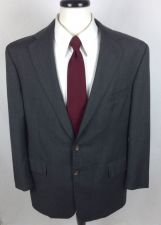 Buy Ralph Lauren Blazer Mens 44 R Gray Wool Sport Coat Jacket