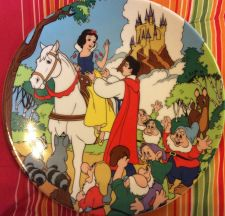 Buy The Disney Collection Happily Ever After Collectible Plate