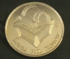 Buy FLORIDA POOL PRODUCTS COIN TOKEN - Pirate & Treasure Chest - Gold color