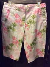 Buy Tommy Bahama Women Stretch Shorts Size 6
