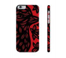 Buy Abete Red Black Iphone 6 Phone Case